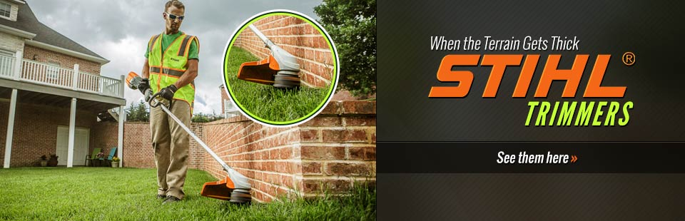 STIHL trimmers