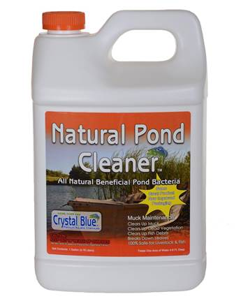 natural pond cleaner